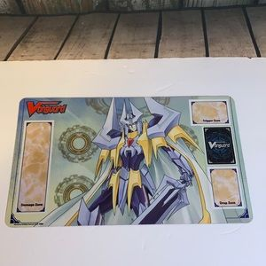 Liberator of the Round Table, Alfred Playmat